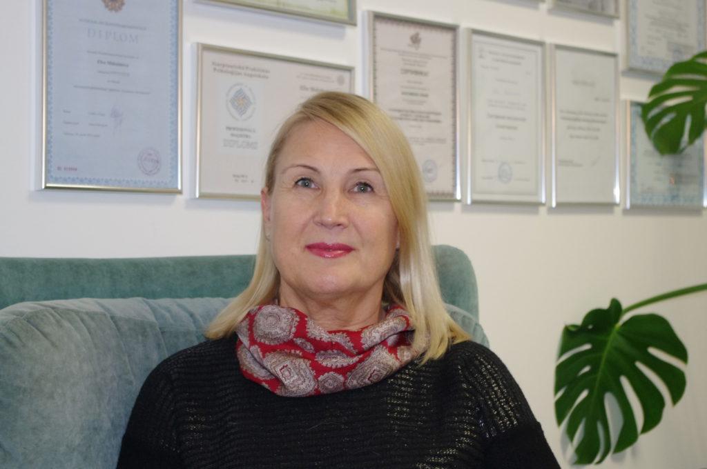 Elve Maksimova - nõukogu liige