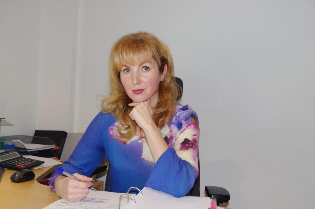 Irina Lemarynye - raamatupidaja