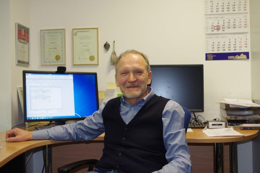 Mihhail Maksimov - Generalinis vadybininkas