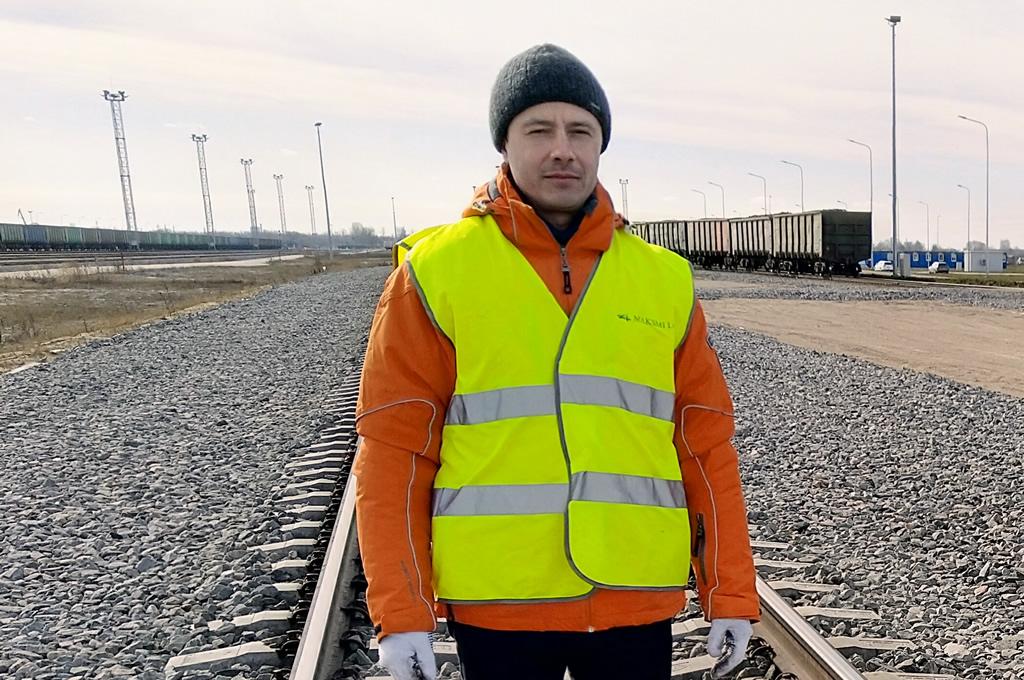 Dmitrijs Kozlovs - Latvijas filiāles direktors