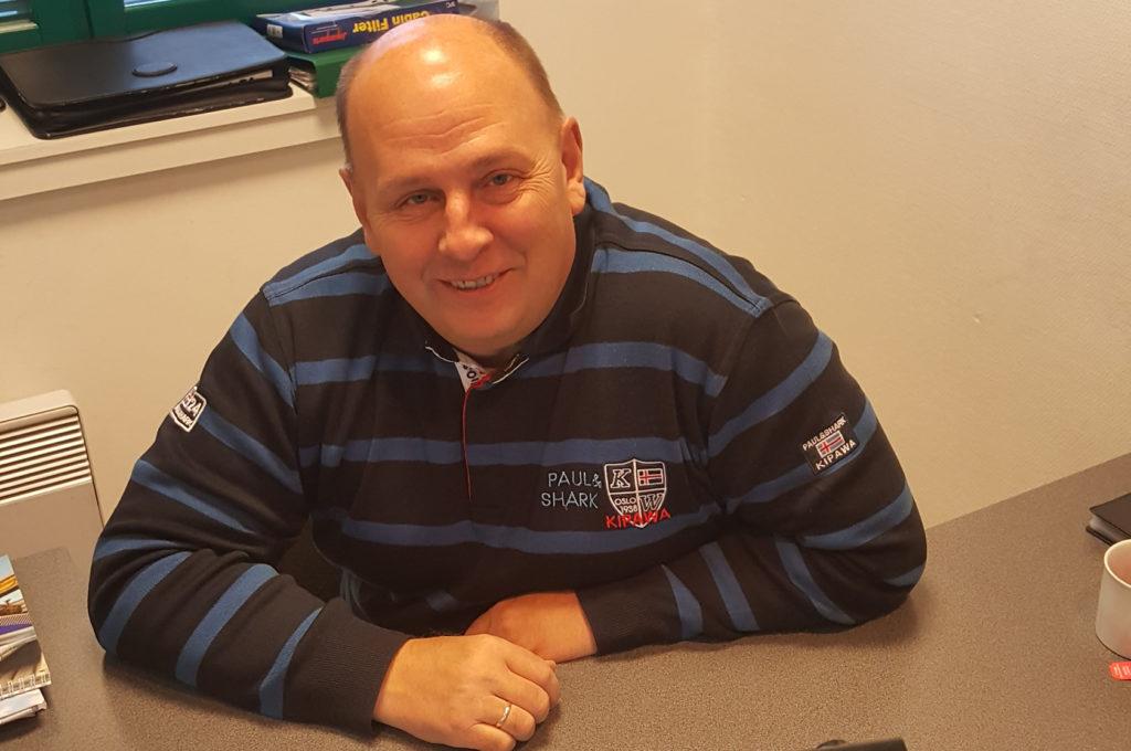 Konstantin Prozorov - Dipl. -Ing.<br/>Technical Manager